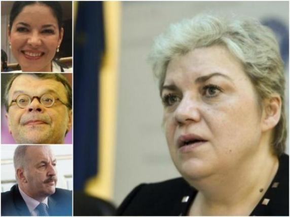 Zece miniștri PSD și patru de la ALDE - așa arată schița viitorului guvern
