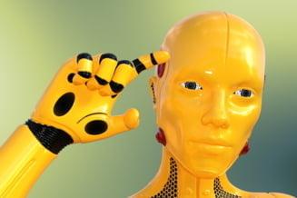80% dintre romani ar lua in casa un robot umanoid. 55% din populatia tarii ar sustine un interviu de angajare cu o inteligenta artificială