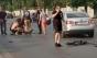 Șicanare cu final tragic în traficul din Capitală - Un bărbat aflat pe trotinetă a murit