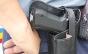 Şofer beat, împuşcat de poliţiştii din Craiova după un conflict în trafic