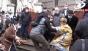 ÎPS Teodosie a căzut pe treptele catedralei chiar la slujba de sfinţire a apei pentru Bobotează