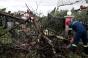 Alerta in Romania. Un ciclon la fel cu cel care a lovit Grecia poate ajunge duminica la Marea Neagră