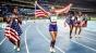 Allyson Felix a doborât recordul lui Usain Bolt şi a devenit cel mai titrat atlet din istorie