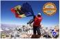 Alpinism. Dor Geta Popescu a cucerit cel mai înalt vârf din emisfera sudică, rilit un record mondial