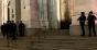 Bărbat arestat la New York, după ce a intrat într-o catedrală cu două bidoane cu benzină