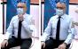 """Cămașa ministrului Sorin Campeanu a facut furori în centrul de vaccinare: """"E facuta special! Ma vaccinez foarte des"""""""