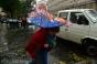 Caniculă în sudul și estul țării: De duminică seară, ploi, grindină și vijelii în toată țara. Meteorologii au emis avertizări cod galben și portocaliu