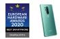 Cel mai bun telefon din Europa in 2020. Premiul i-a fost desemnat unui producator chinez mai putin cunoscut