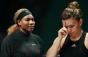 Confruntare-surpriză între Simona Halep şi Serena Williams!