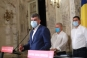 "Congresul extraordinar al PSD. Marcel Ciolacu: ""Reconstructia PSD a inceput; toleranta zero fata de coruptie si abuzuri"""