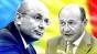 Cozmin Gușă și Traian Băsescu. După 17 ani, față în față într-un studio TV