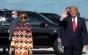Divorteaza?! Melania l-a umilit pe Donald Trump în faţa reporterilor la sosirea pe aeroportul din Palm Beach