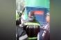 Doi copii salvati cu emoţii de pompieri în Reşiţa dupa ce s-au ascuns de ploaie intr-un tomberon