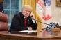 """Donald Trump afirmă că procedura demiterii sale este """"război declarat democrației americane"""" și """"o lovitură de stat ilegală"""""""