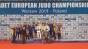Echipa de judo cadeți a României, în finalele Campionatului European de la Varșovia. A invins Olanda si va intalni Turcia!