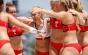 Echipa feminină de handbal pe plajă a Norvegiei amendată pentru că jucătoarele au refuzat să poarte bikini