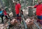 Experiment esuat in muntii Parang: Un tanar s-a legat cu lantul de un copac, iar dupa 3 zile a constatat ca nu mai are apa si mancare