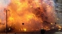 Explozie puternică în apropiere de aeroportul din Damasc