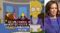 """Inca o profetie animata! Serialul """"The Simpsons"""" a prezis in anul 2000 ținuta de învestire a succesoarei lui Donald Trump"""