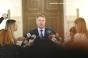 Iohannis a semnat decretele: Decoraţiile lui Adrian Năstase, Dan Voiculescu şi Miron Mitrea, retrase