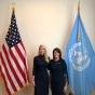 Ivanka Trump, ambasadoare SUA la ONU? O propunere ''dinamita'', sustine tatal-presedinte