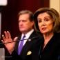 """Liderul democraților Nancy Pelosi, amenințată în Camera Reprezentanţilor: """"Îmi va fi greu să nu o lovesc"""""""