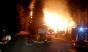 Mașina șefului Poliției de Frontieră a fost incendiată. Vişeu de Sus şi Borşa sunt recunoscute ca patria contrabandiştilor cu ţigări