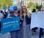 Marş pentru dreptul la avort în SUA. Actriţele Jennifer Lawrence şi Amy Schumer printre vedetele participante