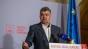 """Marcel Ciolacu, întrebat când se va încheia criza politică: """"Nu sunt cărţile la noi, sunt la Iohannis!"""""""