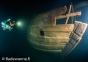 O corabie din secolul XVII, foarte bine conservata, descoperita in apele intunecate ale Marii Baltice