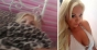 O femeie susţine că cineva i-a făcut o poză cu propriul ei telefon în timp ce dormea singură în casa încuiată