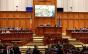 Parlamentarii votează solicitarea lui Klaus Iohannis privind referendumul
