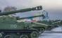 """Pentru a păcăli sateliţii şi dronele inamice, Rusia îşi va camufla vehiculele de luptă cu un material """"cameleon"""" inteligent"""