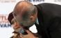 Presedintele Turciei a facut o copila sa planga in fata a mii de oameni si i-a binecuvantat moartea