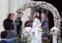 Primele imagini de la nunta lui Adrian Mutu cu Sandra. Cum au arătat ginerele și mireasa