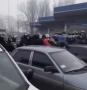 Proteste violente în Ucraina generate de un transport de persoane evacuate din China