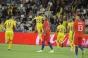 România a învins, scor 3-2, reprezentativa statului Chile într-un meci amical jucat la Cluj-Napoca