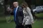 Scandal la Casa Alba: Donald Trump ar fi folosit din nou o dublura in locul primei doamne