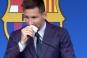Scene cutremurătoare. Messi a plâns în hohote la despărțirea de FC Barcelona!