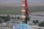 Semnul care arată că urmează un război sângeros, Steagul roşu, arborat în Iran pentru prima dată deasupra unei moschei