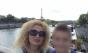 Soția fostului colonel SRI Daniel Dragomir, în prezent fugar, a dat cu subsemantul la Serviciul de Probațiune după revenirea în țară