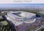 Stadionul de 65 de milioane de euro al Stelei nu va fi gata la timp