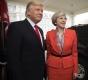 Trump ne asigura ca el ar fi negociat Brexit mai bine decat Theresa May