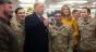 Trump, într-o vizită-surpriză în Irak, prima într-o zonă de conflict de când a fost ales în funcţie
