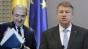 Tudorel Toader și Klaus Iohannis, prima întâlnire după scandalul din Justiție
