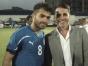 Un fotbalist a murit în urma unui stop cardiac în timpul unui meci organizat în memoria fratelui său