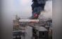 Un nou incendiu în portul din Beirut, la doar o lună de la explozia care a omorât peste 190 de oameni