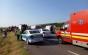 Un şofer a murit într-un accident în timp ce era urmărit de poliţie după un apel la 112 privind un pistol care s-a dovedit a fi o brichetă
