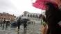 Veneţia, inundată de valuri provocate de cel mai ridicat flux din ultimii 50 de ani