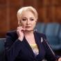 """Viorica Dăncilă: """"Nu a fost încă respins comisarul european. Iohannis a sunat la Comisie şi a încercat să stopeze această desemnare"""""""